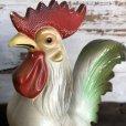 画像8: 50s Vintage Knickerbocker Rooster Plastic Bank (S557)