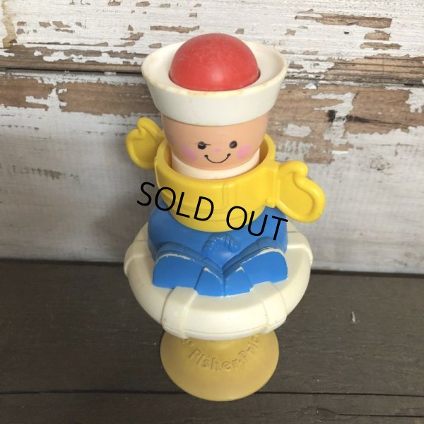 画像2: Vintage Fisher Price Sailor Man (S566)