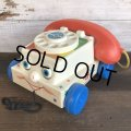 Vintage Fisher Price Chatter Telephone (S563)