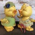 画像8: 70s Vintage Royalty Industries Inc. Chick Piggy Banks (S561)