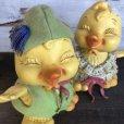 画像6: 70s Vintage Royalty Industries Inc. Chick Piggy Banks (S561)