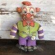 画像1: Vintage Clown Pillow Doll (S571)   (1)