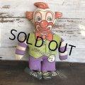 Vintage Clown Pillow Doll (S571)