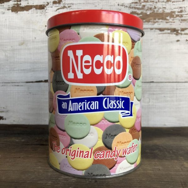 画像1: Vintage Necco Candy Can (S567)