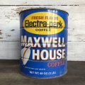 Vintage Max Well House Coffee Can 48oz (S566)