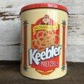 Vintage Keebler Pretzel Can (S563)