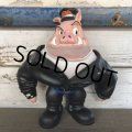 Vintage Applause Harley Davidson Hog Doll (S576)