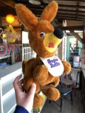 70s Sugar Puffs Kangaroo Advertising Plush Doll (S561)