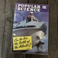 1940s Vintage Popular Science Magazine (PS358)