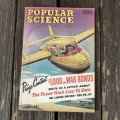 1940s Vintage Popular Science Magazine (PS354)