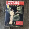 1940s Vintage Popular Science Magazine (PS360)