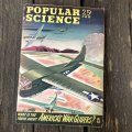1940s Vintage Popular Science Magazine (PS356)