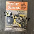 1960s Vintage Popular Science Magazine (PS366)