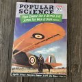 1940s Vintage Popular Science Magazine (PS361)