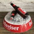 画像5: Vintage Budweiser Pool Bar Ceiling Hanging Lamp Sign (S604)
