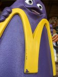 画像5: Vintage Mcdonald's Grimace Statue Playland Childs Chair (S606)