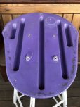 画像10: Vintage Mcdonald's Grimace Statue Playland Childs Chair (S606)