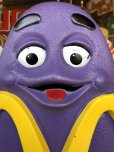 画像9: Vintage Mcdonald's Grimace Statue Playland Childs Chair (S606)