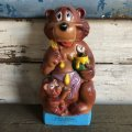 Vintage AHORRO Bancomer Honey Bear Bank (S607)