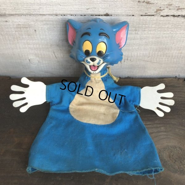 画像2: 60s Vintage Tom & Jerry TOM Doll (S626)