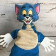 画像5: 60s Vintage Tom & Jerry TOM Doll (S626) (5)