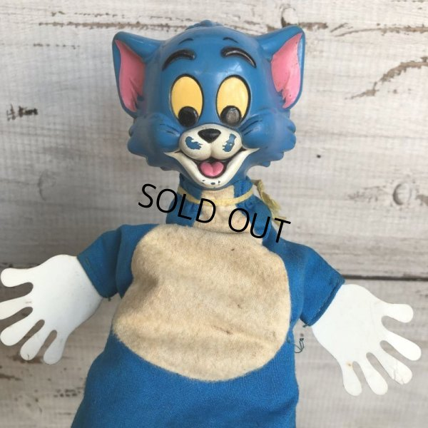 画像5: 60s Vintage Tom & Jerry TOM Doll (S626)