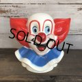 70s Vintage Bozo The Clown PlayPal Bank (S621)