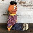 画像2: Vintage Knickerbocker Sesame Street Ernie Plush Doll (S628) (2)
