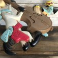 画像7: Vintage Quick Draw McGraw & Huckleberry Hound Wall Decor Set (S645)