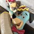画像4: Vintage Quick Draw McGraw & Huckleberry Hound Wall Decor Set (S645)