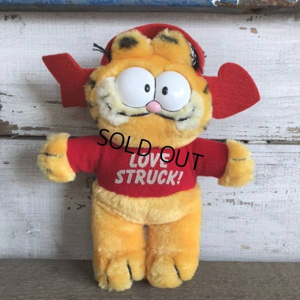画像1: Vintage Dakin Garfield Plush Doll (S647)