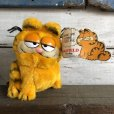 画像1: Vintage Dakin Garfield Plush Doll (S655) (1)