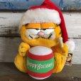 画像1: Vintage Dakin Garfield Plush Doll (S649) (1)