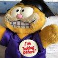 画像6: Vintage Dakin Garfield Plush Doll (S646)