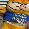 画像9: Vintage Dakin Garfield BIG SIZE Doll (S657)