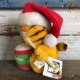 画像2: Vintage Dakin Garfield Plush Doll (S649) (2)