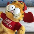 画像4: Vintage Dakin Garfield Plush Doll (S647) (4)