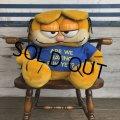 Vintage Dakin Garfield BIG SIZE Doll (S657)