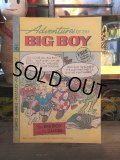 1960s Vintage Big Boy Comic No142 (S662)