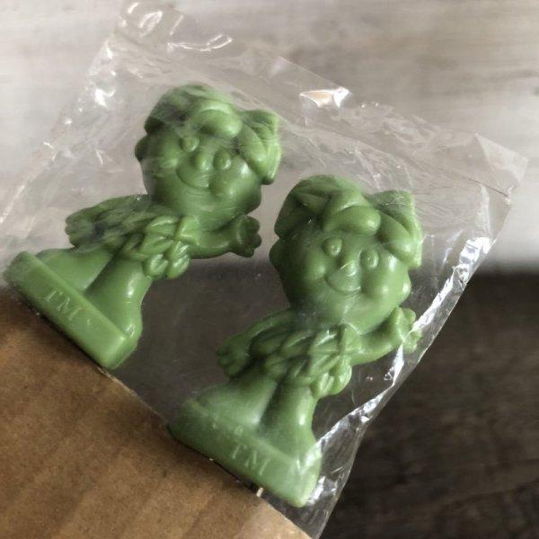 画像3: 80s Vintage Little Green Sprout Decoration Stick (S682)