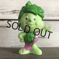 90s Vintage  Little Green Sprout  Doll (S684)