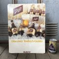 Vintage Cardboard Sign Schlitz Beer Discover Today's Gusto (S709)