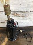 画像5: Vintage Sandeman Liqueur Statue BAR Lamp (S764)