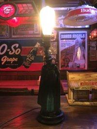 Vintage Sandeman Liqueur Statue BAR Lamp (S764)