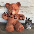Vintage Rubber Nose Doll Blown Bear (S779)