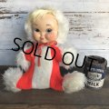 Vintage Rubber Face Doll Eskimo (S784)