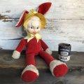 Vintage Bunny Doll (S791)