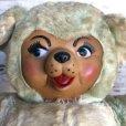 画像8: Vintage Rubber Face Doll Bear (S780)