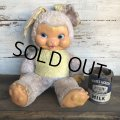 Vintage Gund Rubber Face Doll Bunny (S794)
