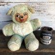 画像1: Vintage Rubber Face Doll Bear (S780) (1)